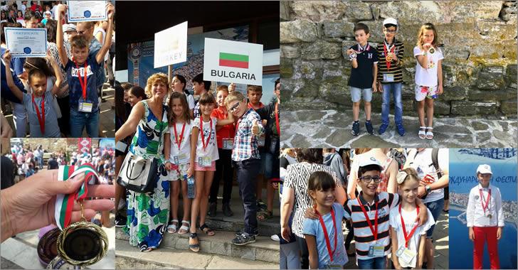 Oгромен успех на математиците от ЕСПА  на състезанието Математика без Граници