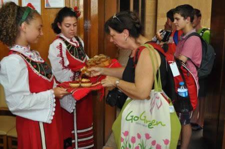 Първите участници в математическото състезание BIMC 2013 кацнаха в Бургас