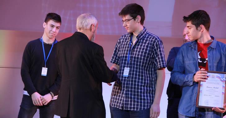 Отборът на България на Всерусийска Олимпиада по Математика 2017 - 3