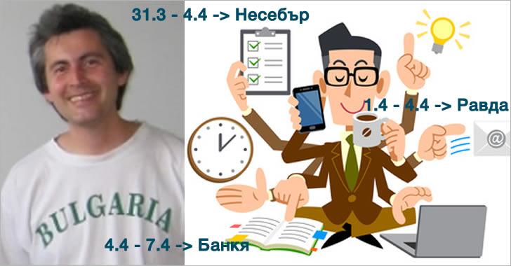 Доц. д-р Ивайло Кортезов. Тук и тук, и там