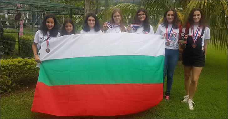 Варна и Бургас с успехи на ITMO 2017 във Филипините